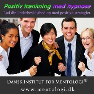 Positiv tænkning med hypnose